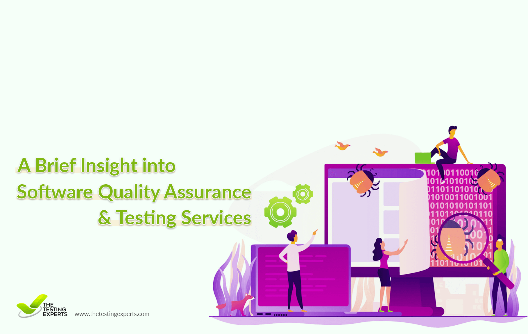 A Brief Insight into Software Quality Assurance & Testing Services
